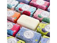 La Chatelaine Luxury Bar Soap, Cherry Almond, 7 oz - Image 5