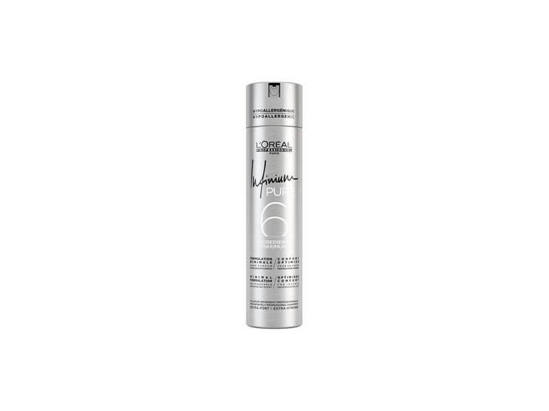 L'Oreal Infinium Pure 6 Hairspray, 300 mL