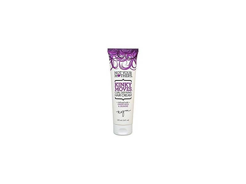 Not Your Mother's Kinky Moves Hair Cream, 4 ounce