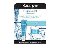 Neutrogena Hydro Boost Hyaluronic Acid Hydrating Water Face Gel, 2 Pack, 1.7 fl. oz Each - Image 2