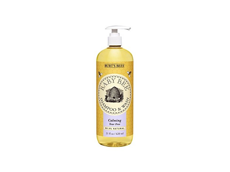 Burt's Bees Baby Bee Shampoo and Wash, Calming, 21 Fluid Ounces