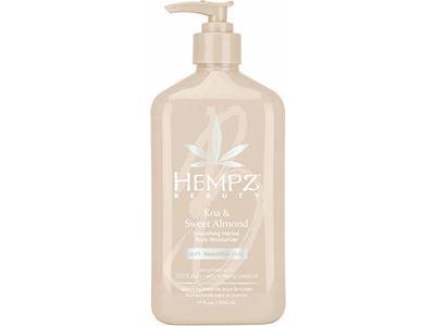 Hempz Beauty Koa & Sweet Almond Smoothing Moisturizer, 17 oz