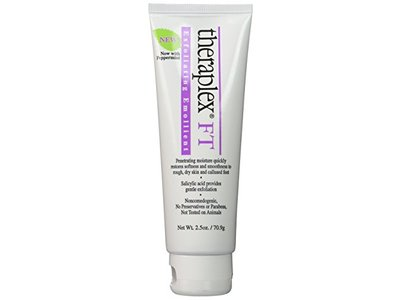 Theraplex Exfoliating Emollient Cream, Peppermint, 2.5 oz