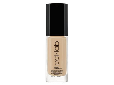 COL-LAB Bright Spark Radiant Foundation, Porcelain 01, 1 fl oz
