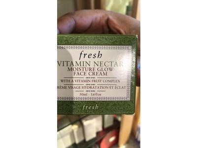 Fresh Moisture Glow Face Cream, Vitamin Nectar, 1.6 fl oz - Image 3