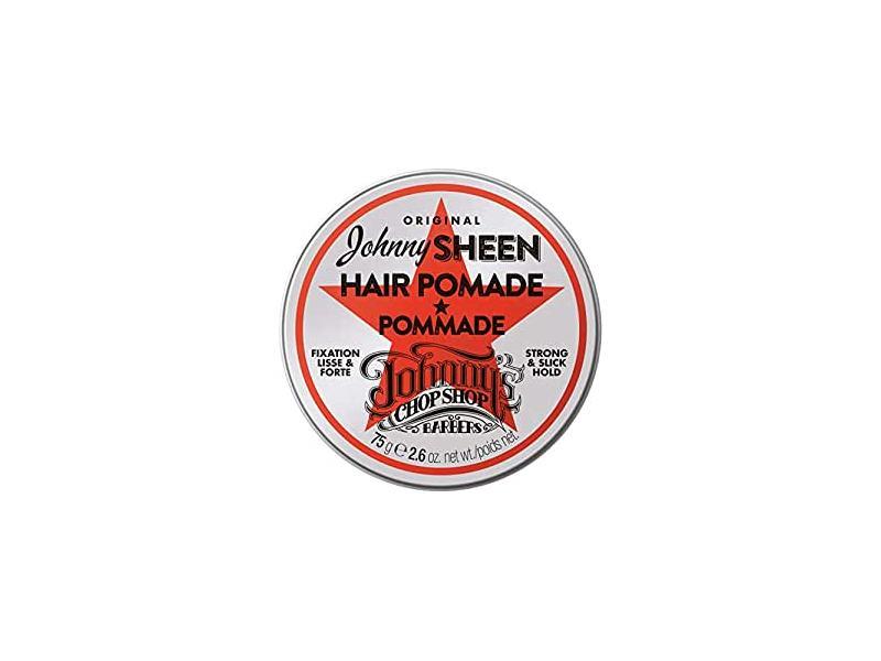Johnny's Chop Shop Original Johnny Sheen Hair Pomade, 2.6 oz