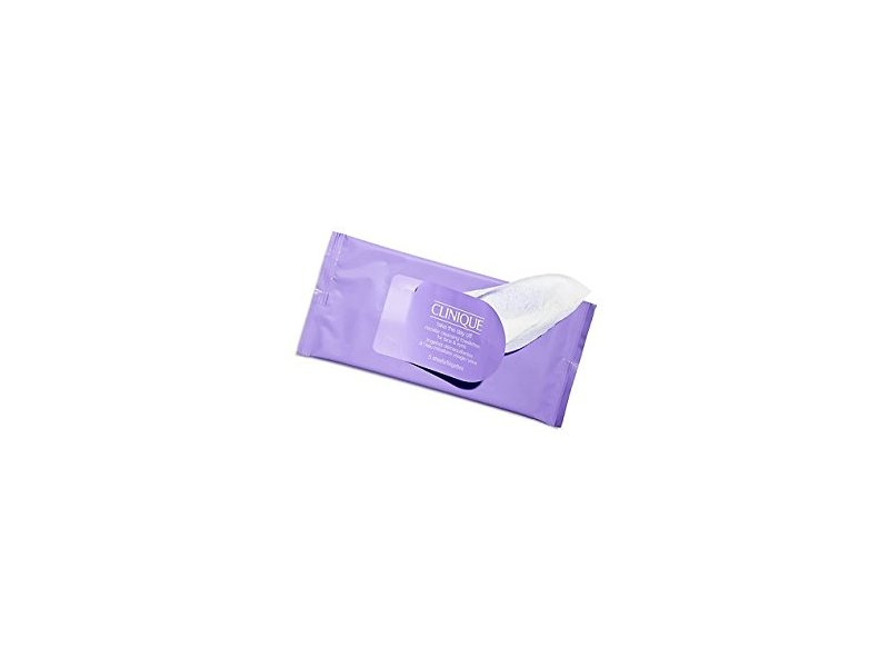 Clinique Take the Day Off Micellar Cleansing Towelettes for Face & Eyes, 5 sheets