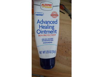 Family Dollar Advanced Healing Ointment Skin Protectant, 1.75 oz
