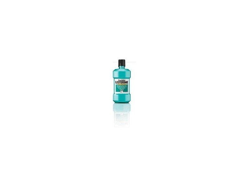 Listerine Antiseptic Adult Mouthwash, Cool Mint, 3.2 oz