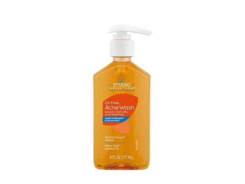 Studio Selection Oil-Free Acne Wash, 6 fl oz