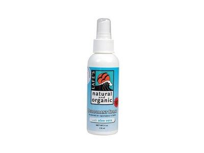 Lafe'S Natural Body Care Deod Spray W/Aloe Vera, 4 oz - Image 1