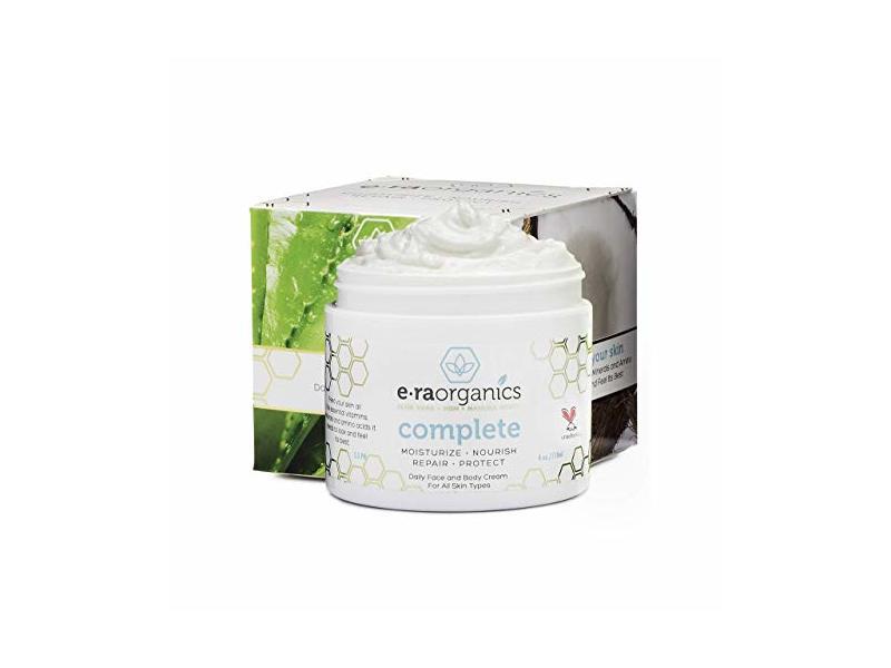 Era Organics Natural & Organic Face Moisturizer Cream