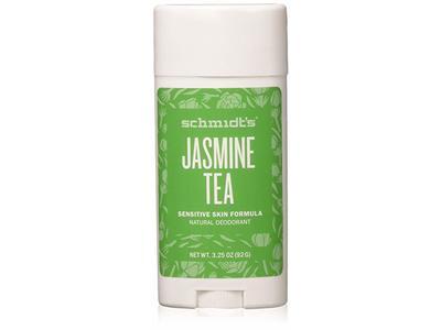 Schmidt's Natural Deodorant, Jasmine Tea, 3.25 oz