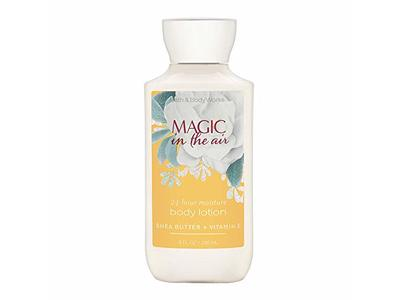 Bath & Body Works Magic In The Air 24 Hr Moisture Body Lotion, 8 oz