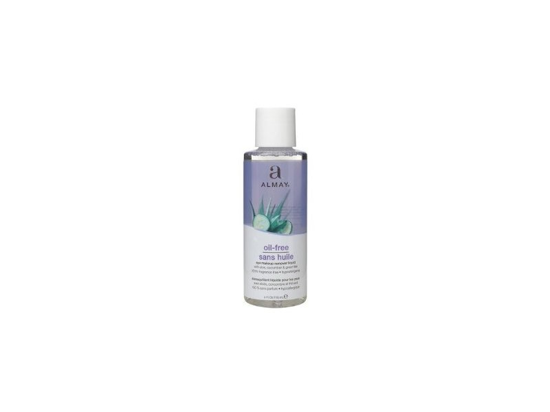 Almay Moisturizing Eye Makeup Remover Liquid With Aloe, Cucumber & Green Tea, Revlon