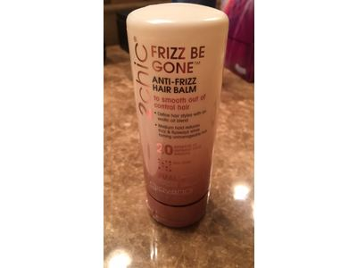 Giovanni 2chic Frizz Be Gone Shea Butter & Sweet Almond Oil Hair Balm, 5 Ounce - Image 3