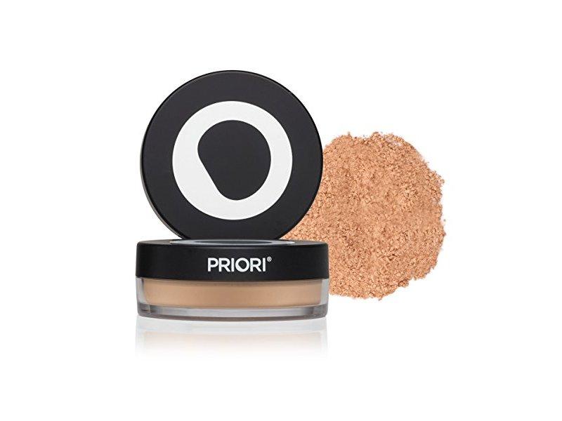 Priori Mineral Skincare Powder, SPF 25, Warm Beige, 2.4 oz