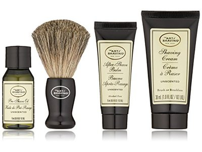 The Art of Shaving Starter Kit, Unscented, 3.3 Ounce