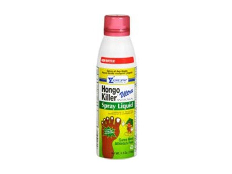 Hongo Killer Antifungal Spray Liquid, 5.3 fl oz