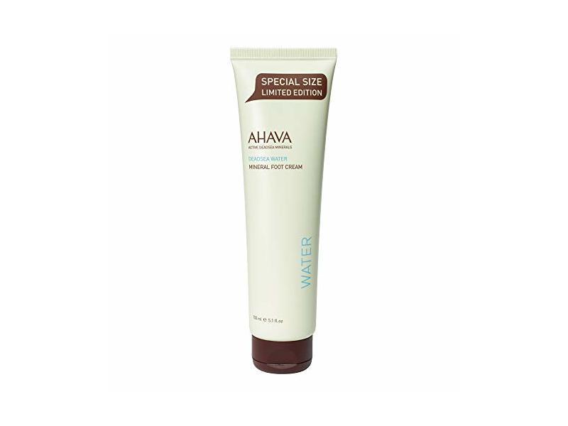 Ahava Deadsea Water Mineral Foot Cream, 5.1 fl oz