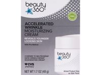 Beauty 360 Accelerated Wrinkle Moisturizing Cream - Image 2