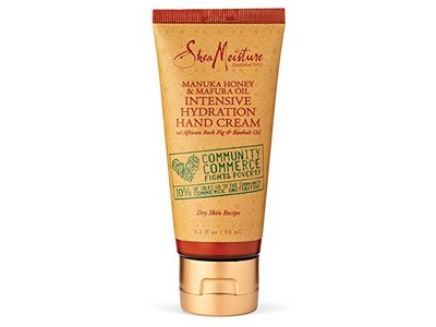 SheaMoisture Manuka Honey & Mafura Oil Intensive Hydration Hand Cream, 3.2 oz