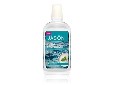 Jason Total Protection Sea Salt Mouth Rinse, 16 fl oz