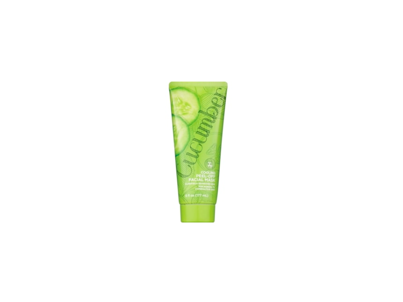 CVS Cucumber Cooling Peel-Off Facial Mask, 6 oz Ingredients and Reviews