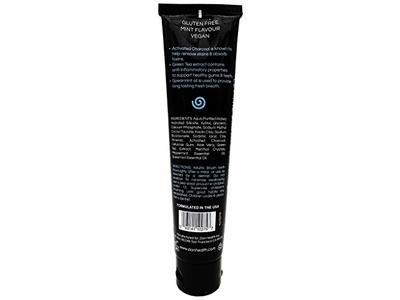 Zion Health ClayBrite Mineral Toothpaste 4 oz Activated Charcoal - Image 5