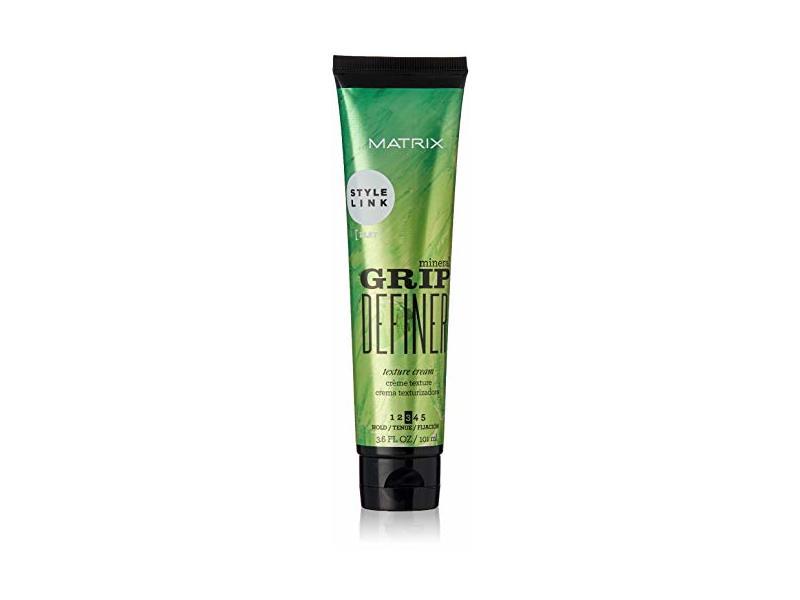 MATRIX Style Link Mineral Grip Definer Texture Cream, 3.6 fl oz/101 mL