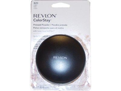 Revlon Colorstay Pressed Powder, Light 820, 0.3 oz, Pack Of 2