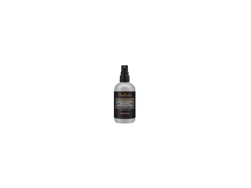 SheaMoisture African Black Soap & Bamboo Charcoal Mattifying Moisturizing Spray