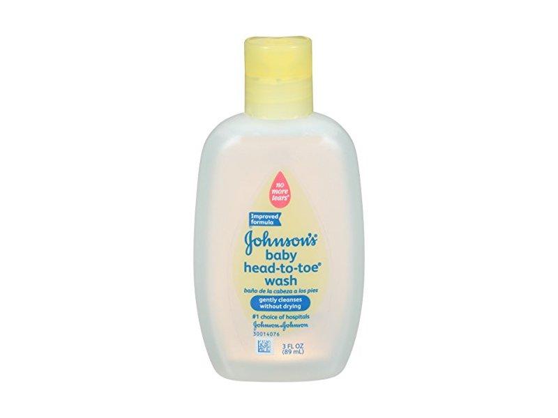 Johnson's Baby Head-To-Toe Wash, 3 Fluid Ounce