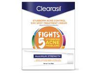 Clearasil 5-In-1 Spot Treatment Cream, Maximum Strength, 1 oz - Image 2