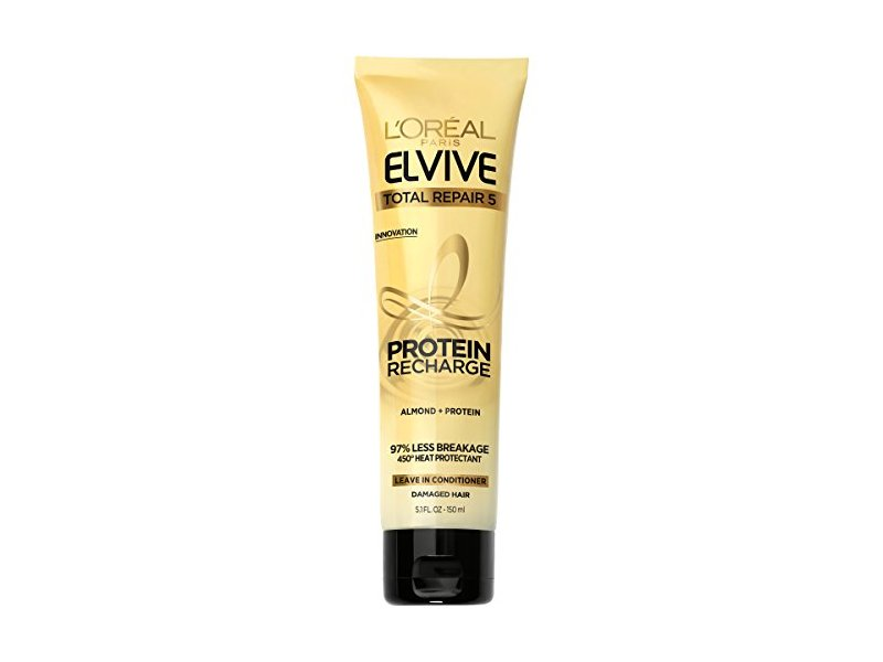 L'Oréal Paris Elvive Total Repair 5 Protein Recharge Treatment, 5.1 fl. oz.