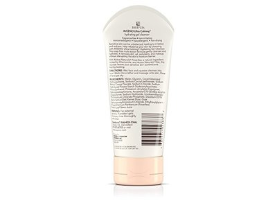 Aveeno Ultra-Calming Hydrating Gel Facial Cleanser for Dry and Sensitive Skin, 5 oz - Image 6