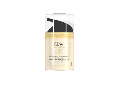 Olay CC Cream Total Effects Daily Moisturizer plus Touch of Foundation, 1.7 fl. Oz., Packaging May Vary - Image 6