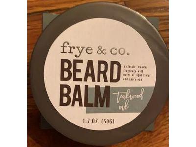 Frye & Co Beard Balm, 1.7 oz