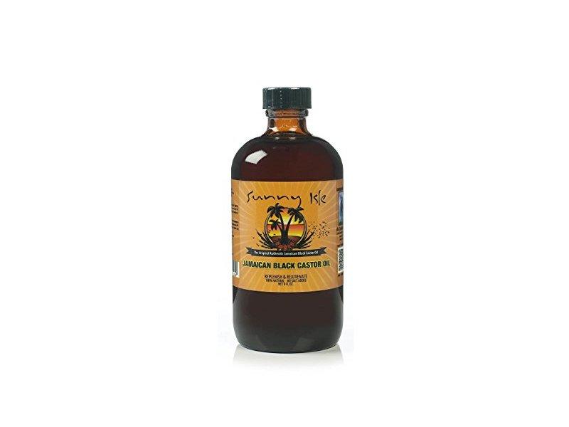 Sunny Isle Jamaican Black Castor Oil, 8 fl oz