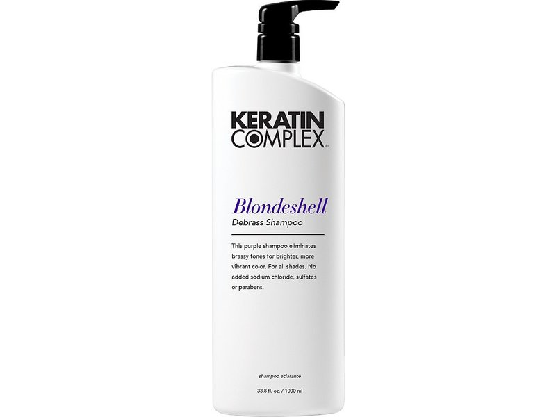 Keratin Complex Blondeshell Debrass Shampoo, 33.8 oz