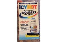 Icyhot Medicated No Mess Applictor Pain Relieving Liquid, 2.5 fl oz/73 mL - Image 3