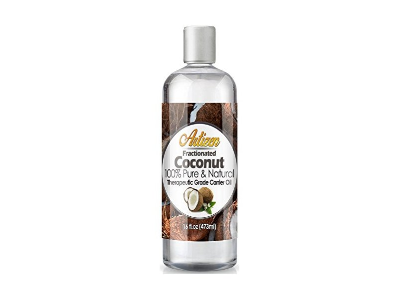 Artizen Fractionated Coconut Oil - 16oz (Ounce)