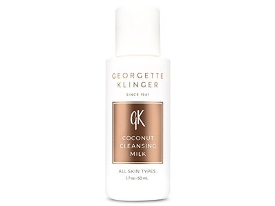 Georgette Klinger Coconut Facial Cleansing Milk Sulfate Free Daily Face Cleanser for All Skin Types - Image 3