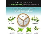 FineVine Tea Tree Oil Foot Soak with Epsom Salt - Image 5