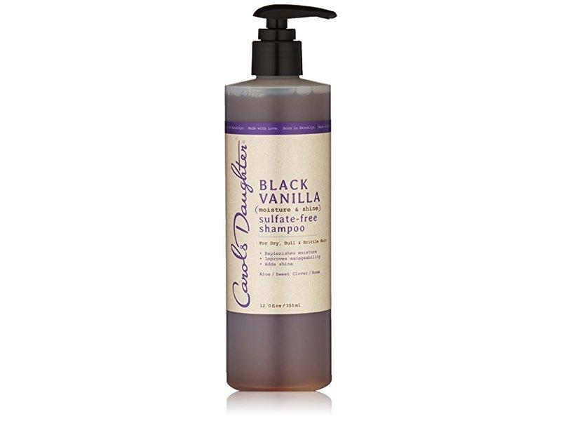 Carol's Daughter Black Vanilla Sulfate-Free Shampoo, 2.0 fl oz