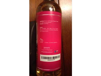 Pure Body Naturals Cold Pressed Castor Oil, 16 fl oz - Image 4