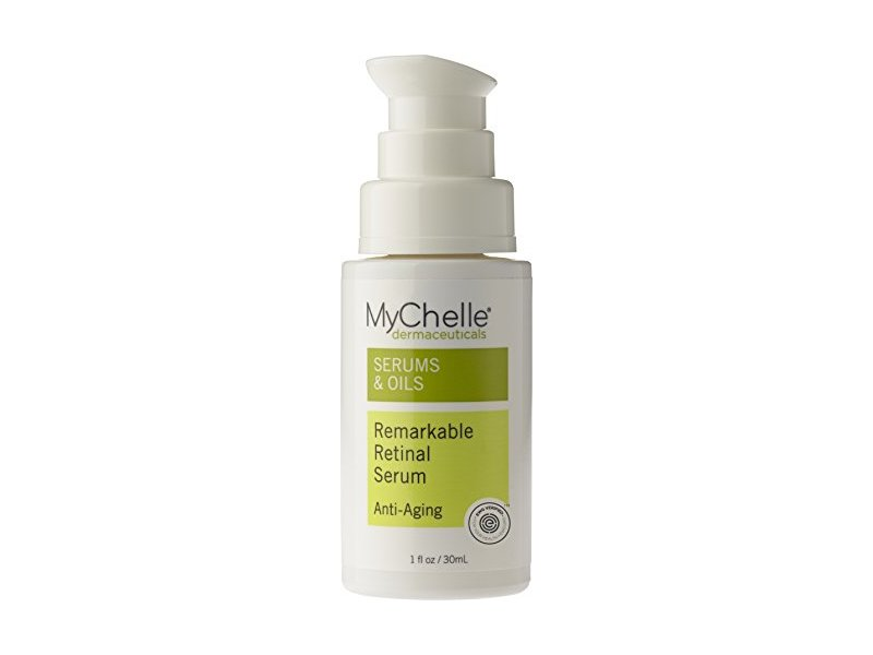 MyChelle Remarkable Retinal Serum with Concentrated Vitamin A and Orange Plant Stem Cells, 1 fl oz