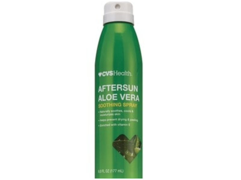 CVS Health Aftersun Aloe Vera Soothing Spray