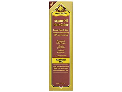One 'n Only Argan Oil Hair Color, Master Gray 8MG, 3 fl oz
