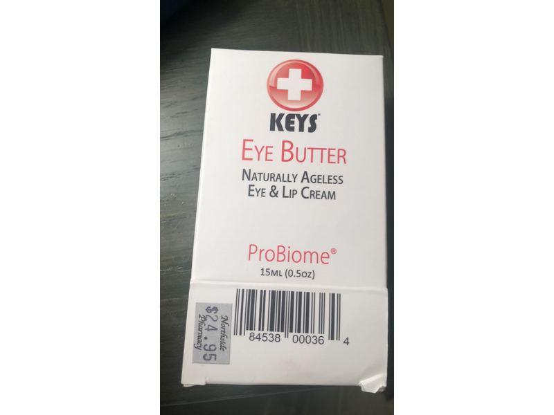 Keys Soap Eye Butter Naturally Ageless Eye & Lip Cream